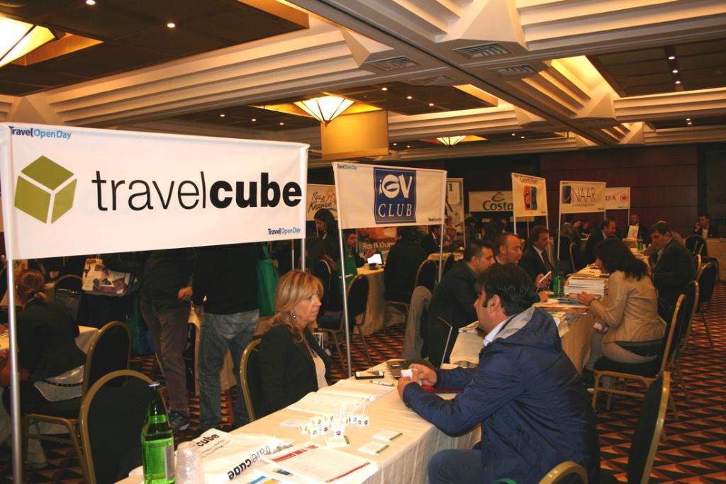 Travel Open Day Napoli 2014
