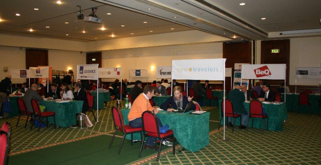 Travel Open Day Torino 6 novembre 2013 operatori ed agenti di viaggio al lavoro