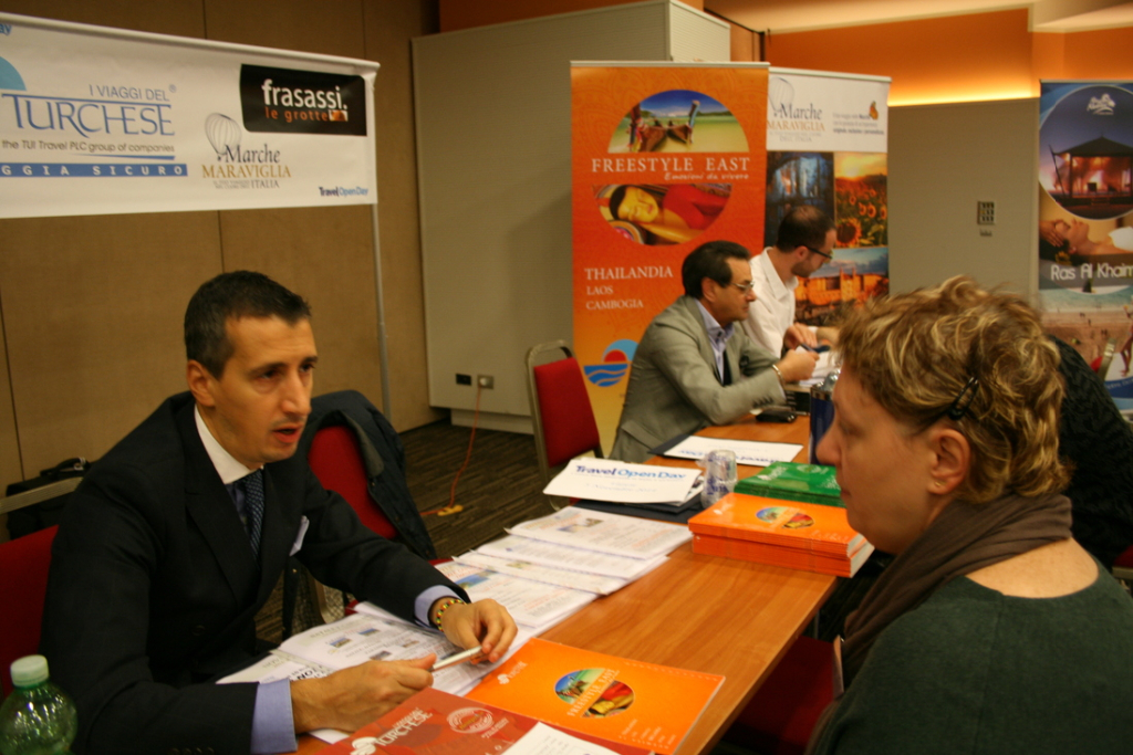 Travel Open Day Varese 2014