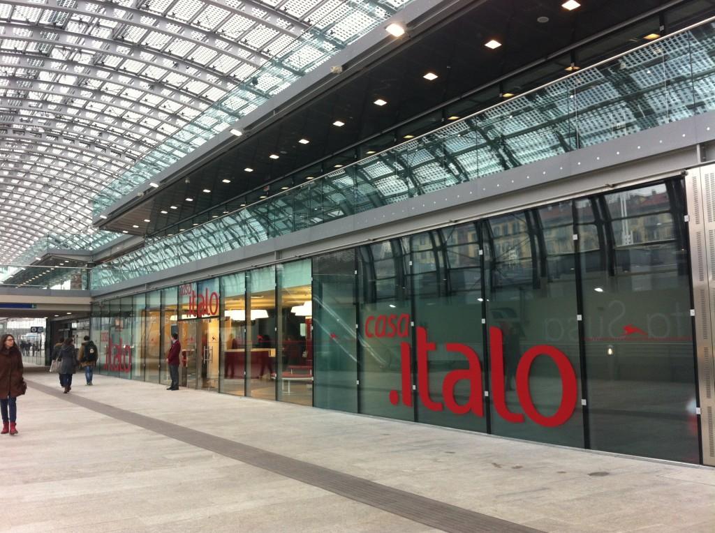 Ntv via libera all 39 acquisizione di 8 nuovi treni - Treni torino porta susa ...