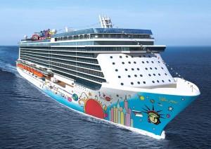 Norwegian Cruise Line, sette porti di imbarco per l'Europa