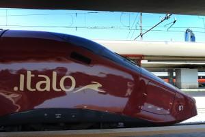 Treni Italo regolari venerdì 24 ottobre