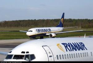 Ryanair: voli giornalieri da Crotone per Milano e Roma