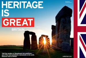 VisitBritain dà il via alla campagna marketing