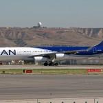 Lan Airlines premiata per la business class