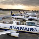 Ryanair, tariffe a 38,49 euro per lo sciopero Alitalia