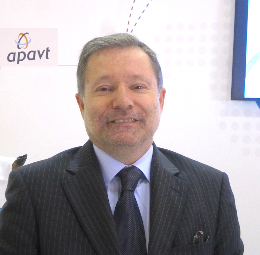 Pedro Costa Ferreira , presidente di APAVT - Pedro-Costa-Ferreira-
