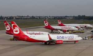 Airberlin premiata per la migliore business class europea