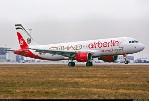 Airberlin verso la creazione di una compagnia leisure con Etihad