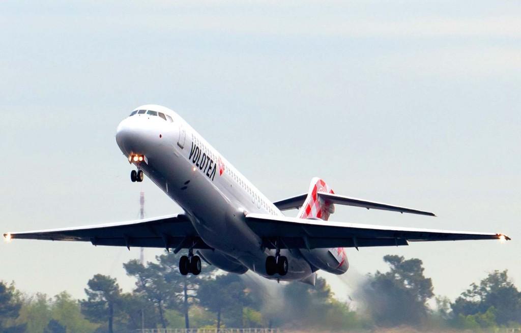 Volotea, al via i voli da Pisa a Bordeaux e Nantes