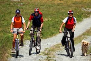 Piemonte, stanziati 2 milioni di euro per turismo montano e cicloturismo