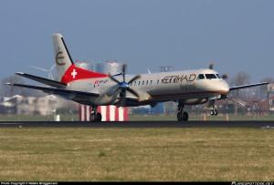Etihad Regional: da settembre il volo annuale Lugano-Roma