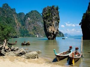 Kibo Tours, Thailandia, isole