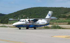 Elba, al via collegamenti aerei con Firenze e Pisa