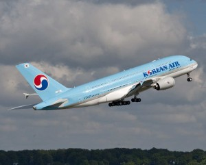 Korean Air estende il codeshare con Alitalia e Air France