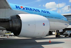 Korean Air, voli da per Seoul a 240 euro