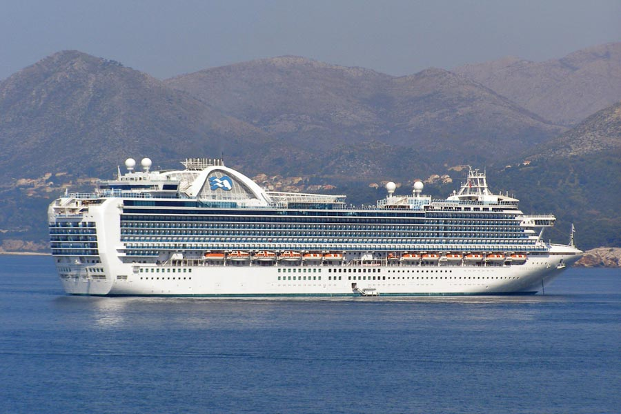 Emerald Princess Mediterranean Cruise Reviews 2014 Wroc