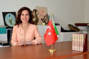 Esin Zeynep Selvi, ente turismo turco, Turchia, direttore ente,