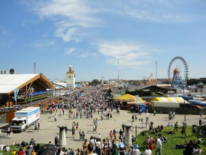 Oktoberfest, prenotazioni in crescita del 12%. Lo dice un'indagine Hrs