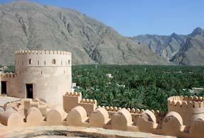 Turisanda potenzia l'Oman, charter Neos da Malpensa