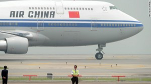Air China presenta Phoenix Plus Services