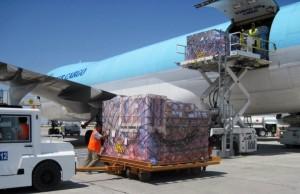 Iata: cargo in crescita del 4,1% annuo per il prossimo quinquennio
