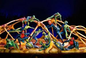 Club Med si allea a Cirque du Soleil