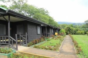 Buena Vista Lodge, Costa Rica: natura protagonista
