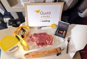 Vueling al Salone del Gusto, degustazioni sul volo Roma-Torino