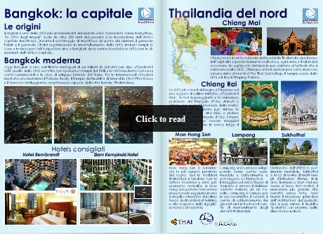 E' online la nuova Brochure sulla Thailandia di Bell Travel