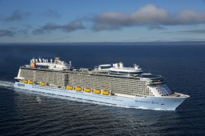 Quantum of the Seas entra nella flotta di Royal Caribbean