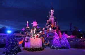 Disneyland Paris, al via la campagna per promuovere il Natale
