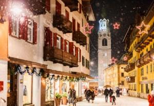 Cortina Fashion WeekEnd, cento eventi per inaugurare la stagione