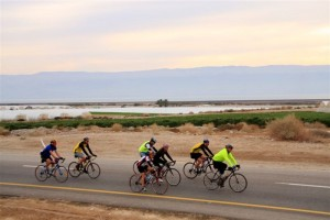 Israele, parte a gennaio la Gran Fondo ciclistica del Mar Morto