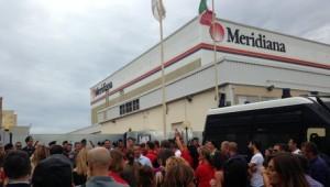Meridiana chiude la sede di Roma