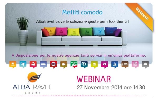Travel Comunica Albatravel