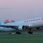 Air Canada: utile da record nel terzo trimestre
