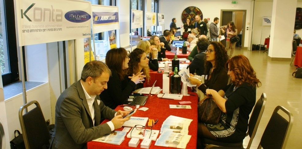Travel Open Day Bari 25 novembre 2014
