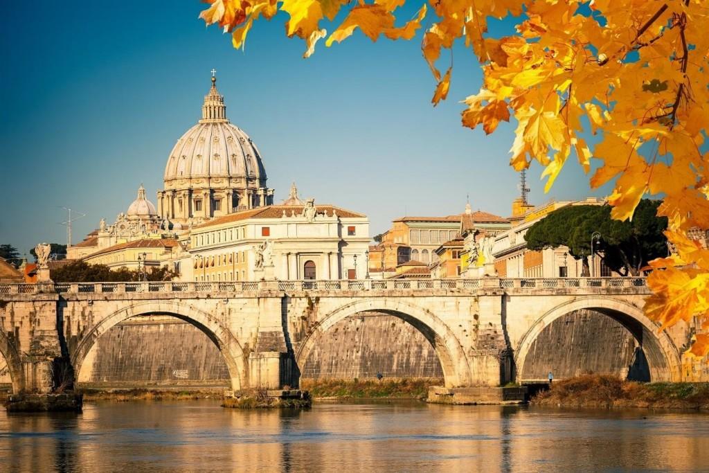 Roma: per fine anno in crescita del 5,78% gli arrivi, del 4,93% le presenze