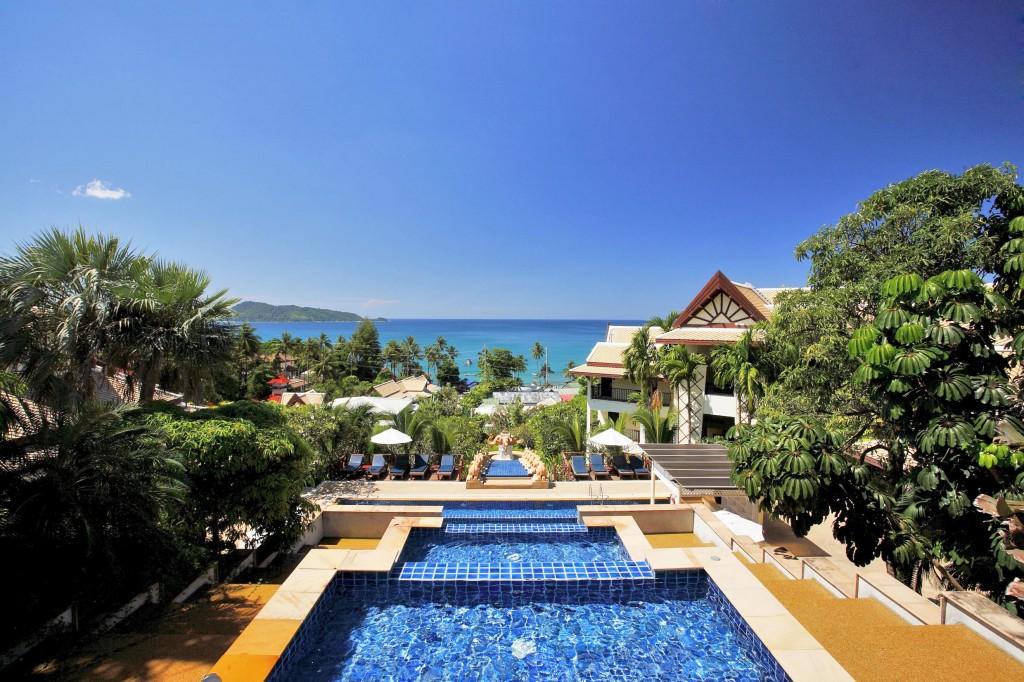 Royal Palm Beach Hotel Phuket