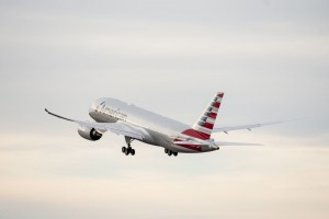 American Airlines riceve in consegna il primo Boeing 787 Dreamliner