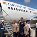 Boliviana de Aviacion sceglie Distal & Itr come gsa per l'Italia
