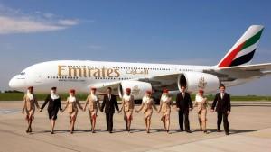 Emirates seleziona assistenti di volo in Italia