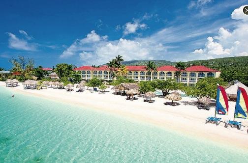 Formazione Di Caraibi AlidaysCorso Sandalsamp; Hotel Beaches Ai Sugli l13JcTFK