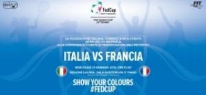 Alpitour sponsor del grande tennis con la Fed Cup Italia vs Francia