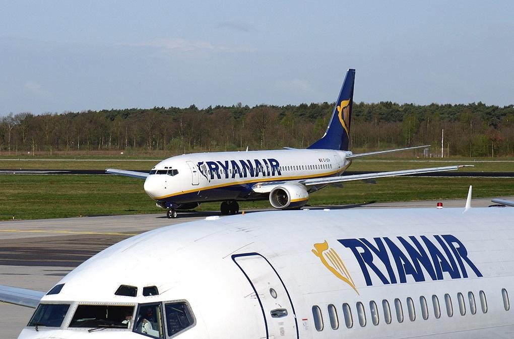 Ryanair punta su Verona, voli per Bruxelles e Palermo dal 1 ...