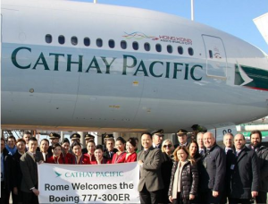 Cathay Pacific in offerta per volare in Cina