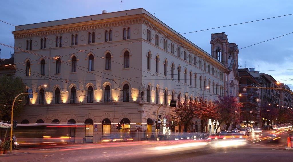 Best western italia ventunesimo albergo a roma for Hotel milton milano