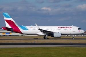 Eurowings apre le vendite dell'orario invernale