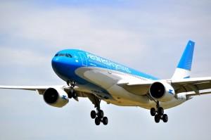 Aerolineas Argentinas, extra fee a marzo sul Roma-Buenos Aires
